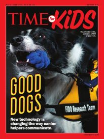 Time for Kids cover